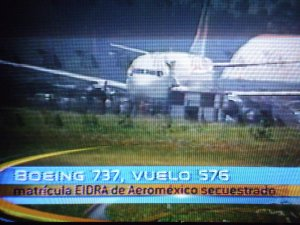 Si ese era el avión xD